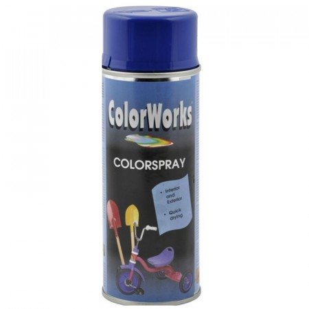 Colorspray 400ml Ultramarineblå