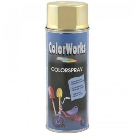 Colorspray 400ml Gull Chrome