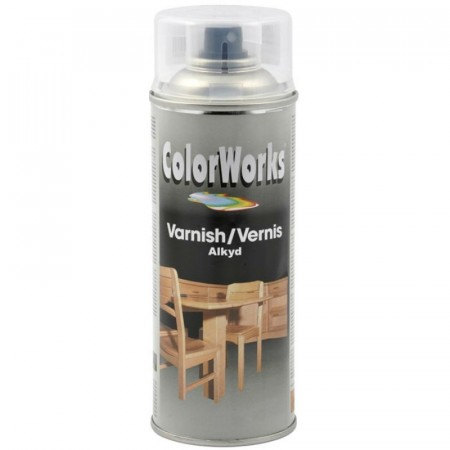 Colorspray 400ml Klar Blank
