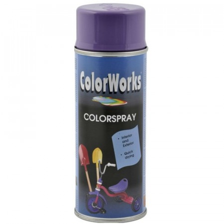 Colorspray 400ml Lilla