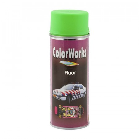Colorspray 400ml Fluor Grønn