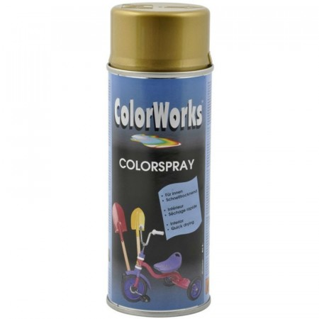 Colorspray 400ml Gull