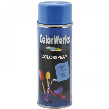 Colorspray 400ml Blå