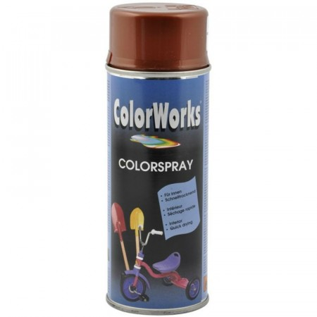 Colorspray 400ml Kobber