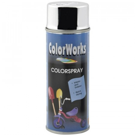 Colorspray 400ml Chrome Effekt