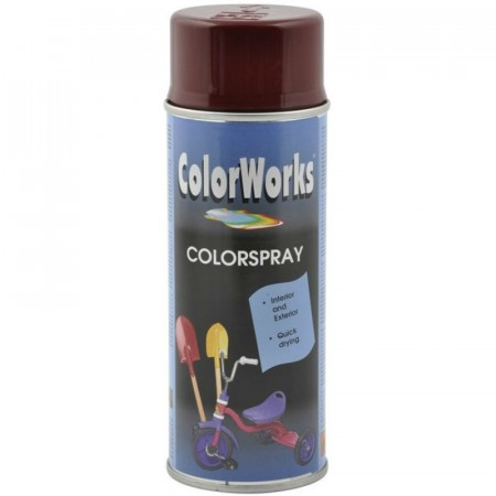 Colorspray 400ml Vinrød