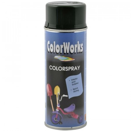 Colorspray 400ml Grangrønn